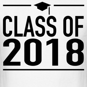 CLASS OF 2018 - Men's T-Shirt