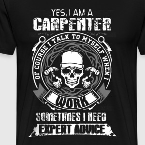 I Am A Carpenter - Men's Premium T-Shirt