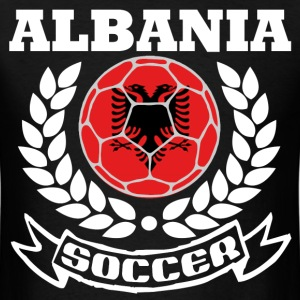 ALBANIA SOCCER TEAM - Men's T-Shirt