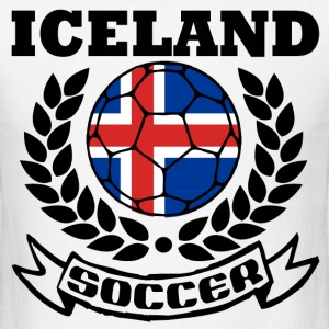 ICELAND SOCCER TEAM - Men's T-Shirt