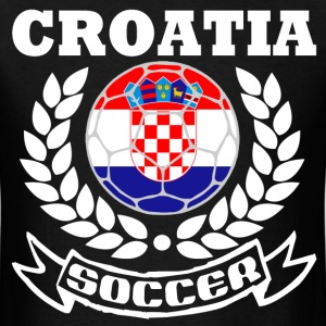 CROATIA SOCCER TEAM - Men's T-Shirt
