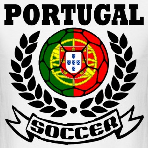 PORTUGAL SOCCER TEAM - Men's T-Shirt