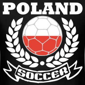 POLAND SOCCER TEAM - Men's T-Shirt
