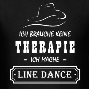 Line Dance Shirt - Men's T-Shirt