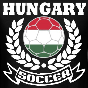HUNGARY SOCCER TEAM - Men's T-Shirt