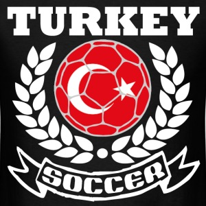 TURKEY SOCCER TEAM - Men's T-Shirt