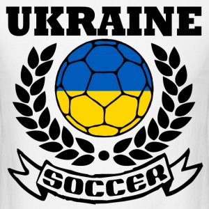 UKRAINE SOCCER TEAM - Men's T-Shirt