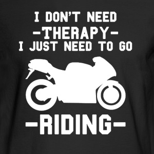 Riding Shirt - Men's Long Sleeve T-Shirt