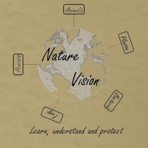 Nature vision T-Shirts - Men's T-Shirt
