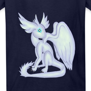 Snow Dragon Mens - Kids' T-Shirt