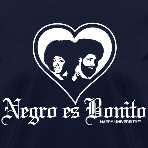 Negro es Bonito reverse