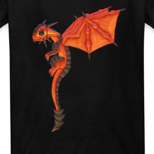 Lava Dragon Kids - Kids' T-Shirt