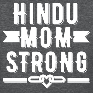Hindu Mom Strong T-shirt - Women's T-Shirt