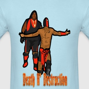 Death And Destruction - Men's T-Shirt
