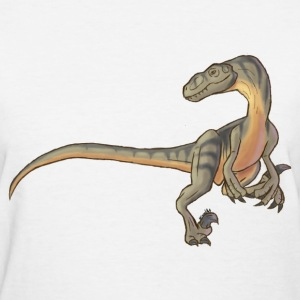 Raptor A Womens - Women's T-Shirt