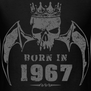 born_in_the_year_196706 T-Shirts - Men's T-Shirt