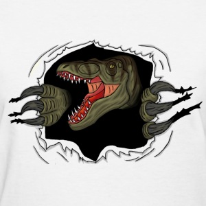 Raptor Ripping Womens - Women's T-Shirt