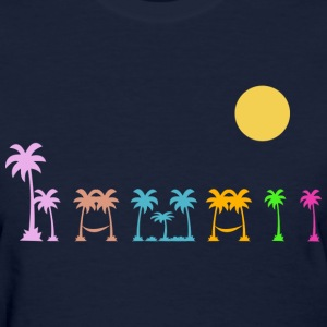 Hawaii Coconut T-Shirts - Women's T-Shirt