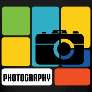 Photography T-Shirts - Men's T-Shirt