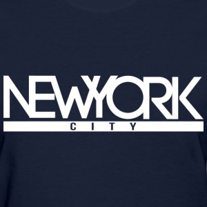New York City T-Shirts - Women's T-Shirt