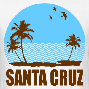 SANTA CRUZ BEACH - Men's T-Shirt