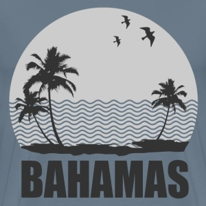 BAHAMAS BEACH - Men's Premium T-Shirt