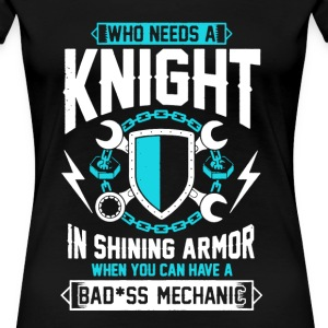 Mechanic Shirt - Women's Premium T-Shirt