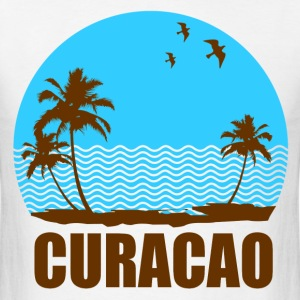 CURACAO BEACH - Men's T-Shirt