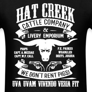Hat Creek Shirt - Men's T-Shirt