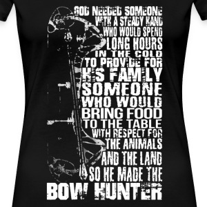Bowhunter Shirt - Women's Premium T-Shirt