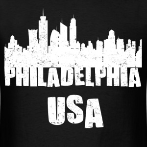 PHILADELPHIA USA - Men's T-Shirt