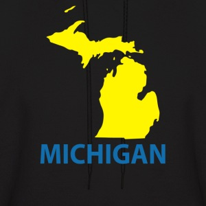 MICHIGAN - Men's Hoodie