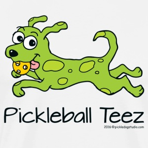 Pickleball Teez - Men's Premium T-Shirt