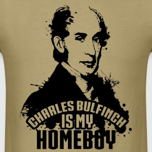 Bulfinch is My HomeBoy T-Shirts - Men's T-Shirt