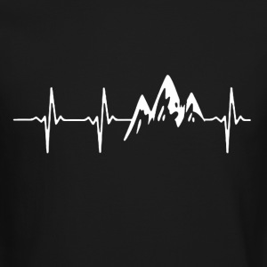 Mountain In My Heartbeat - Crewneck Sweatshirt