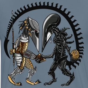 Alien Of Spades - Men's Premium T-Shirt