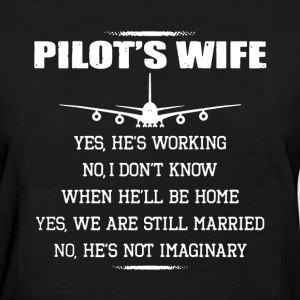 Pilot's Wife Shirt - Women's T-Shirt