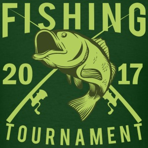 Fishing Tournament 2017 - Men's T-Shirt