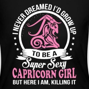 Super Sexy Capricorn Girl - Women's Long Sleeve Jersey T-Shirt