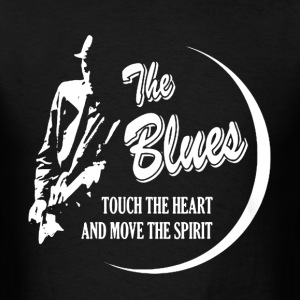 The Blues Shirt - Men's T-Shirt