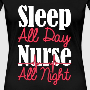 Nurse Shirt - Women's Premium T-Shirt