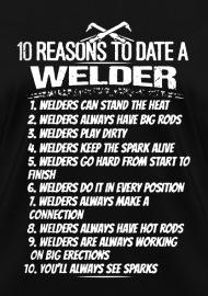Welding dating