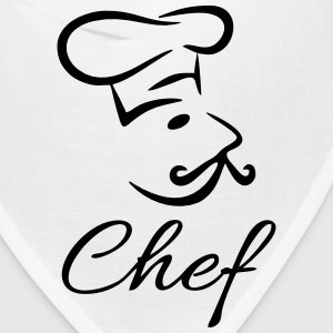Chef Caps - Bandana
