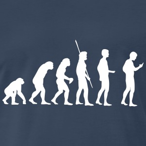 Evolution Cell Addiction Shirt - Men's Premium T-Shirt