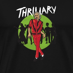 Thrillary - Men's Premium T-Shirt