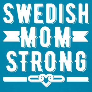 Swedish Mom Strong T-shirt - Women's T-Shirt