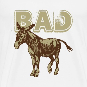 Bad Donkey Tan - Men's Premium T-Shirt