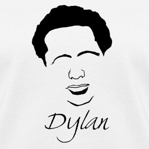 Dylan Thomas Silhouette
