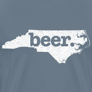 North Carolina State Beer T-Shirt - Men's Premium T-Shirt