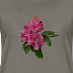 Crab Apple Blossom T-Shirt - Women's Premium T-Shirt